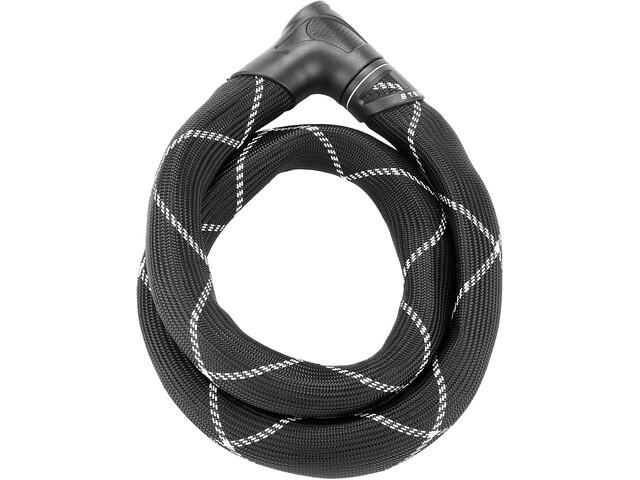 ABUS Steel-O-Flex Iven 8200/110 Cavo antifurto, nero